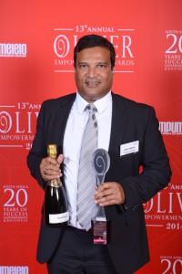 Craig Samuel - Dormac Marine & Engineering - Winners Skills Development Award less than R1 billion