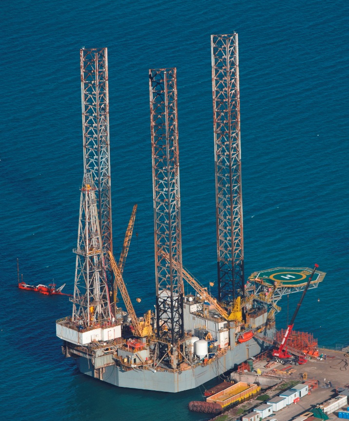Two Jack Up Rigs For South Africa Dormac Marine