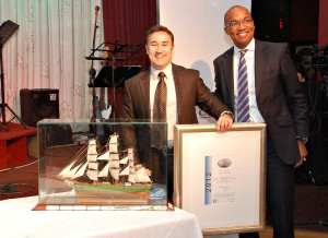 Western Cape Exporter Of The Year 2012