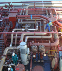 Pipe Repairs and Fabrication Works