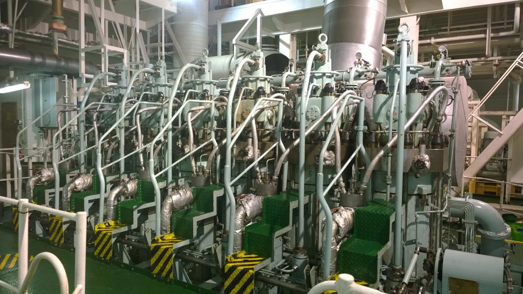 Machine Engineering Dormac Marine Amp Engineering