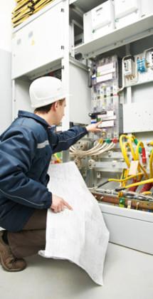 Ship electronic repairs