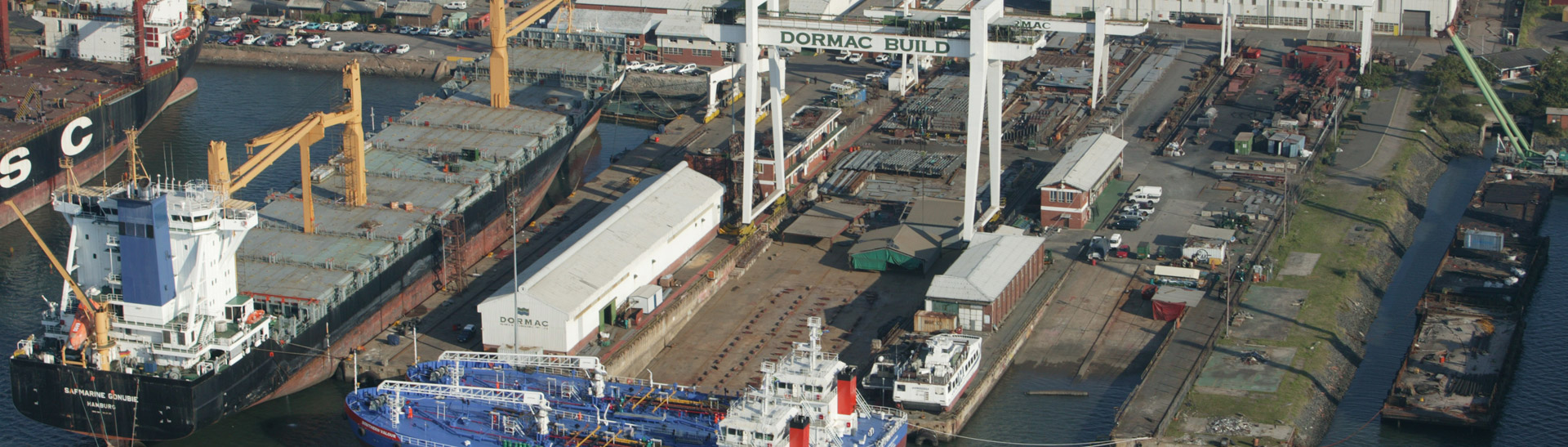 About Dormac Ship Repair