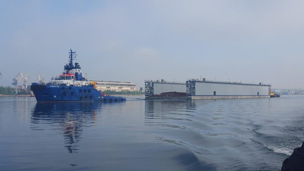Dormac Dock 1