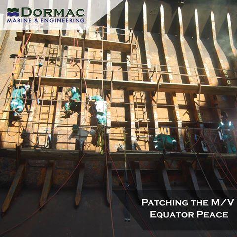 M/V Equator Peace