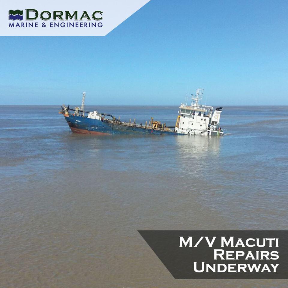 M/V Macuti