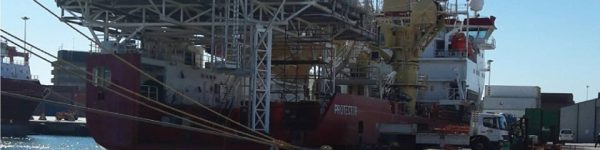 The HMS Protector