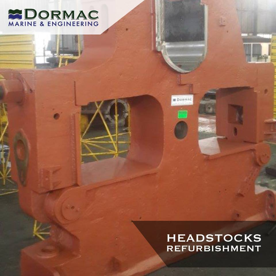Headstocks Refurbishment
