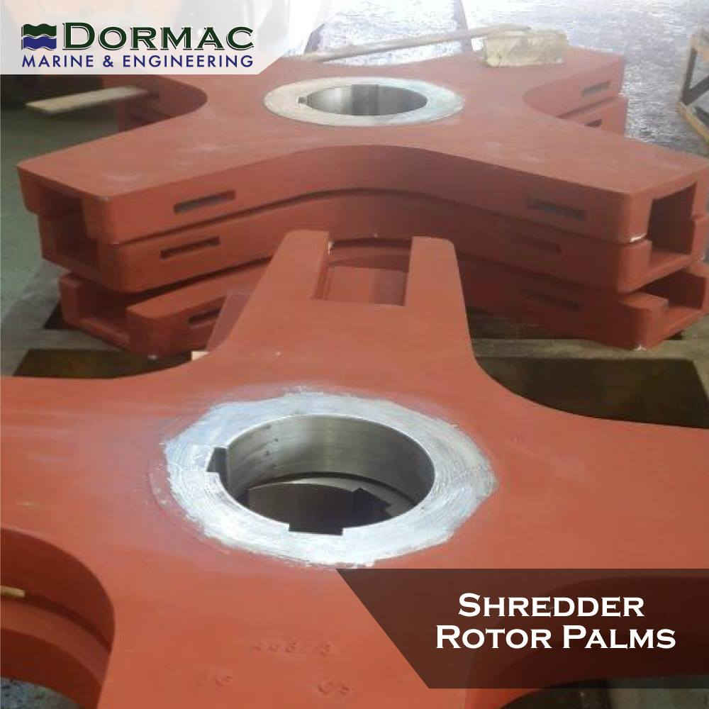 Shredder Rotor Palms